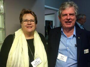 Vicki Preobrazenski, Bernie Foley